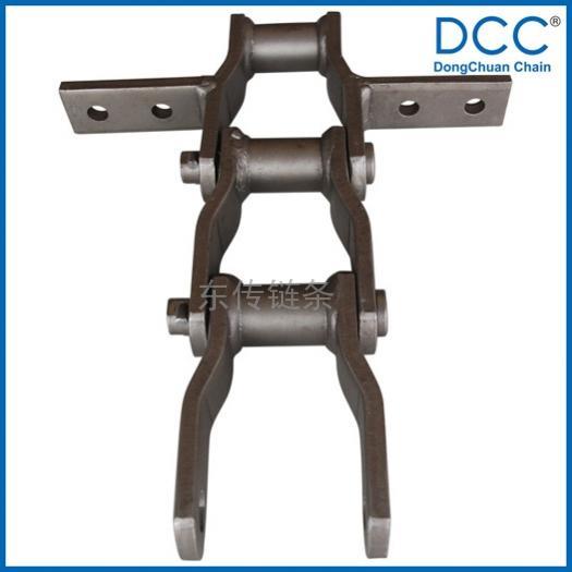 粮机刮板链(焊接链)