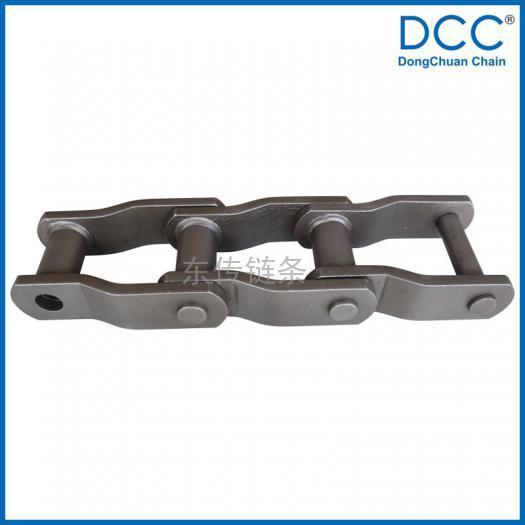 窄系列焊接弯板链
