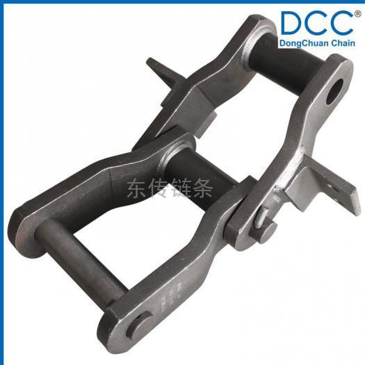 窄系列焊接弯板链 WH124